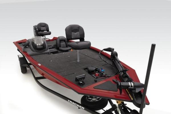 2020 Tracker Boats boat for sale, model of the boat is Pro Team™ 195 TXW Tournament Ed. & Image # 3 of 35