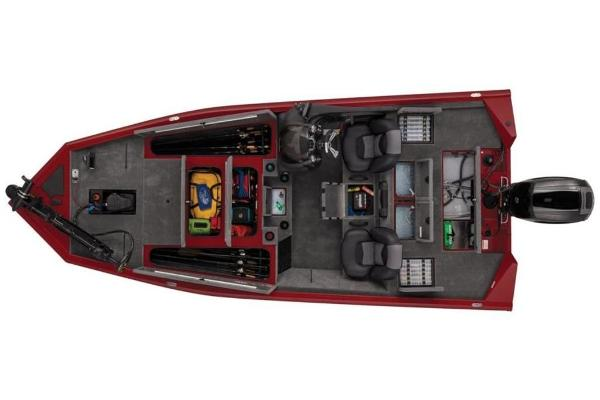 2020 Tracker Boats boat for sale, model of the boat is Pro Team™ 195 TXW Tournament Ed. & Image # 31 of 35