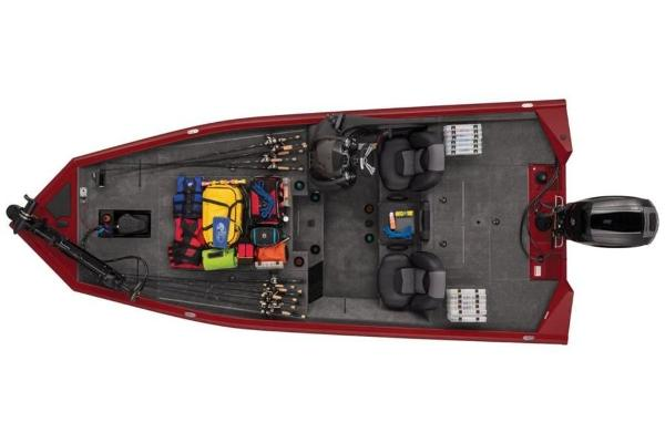2020 Tracker Boats boat for sale, model of the boat is Pro Team™ 195 TXW Tournament Ed. & Image # 32 of 35