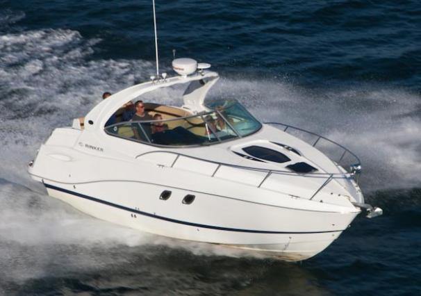 2013 Rinker boat for sale, model of the boat is 310 Express Cruiser & Image # 3 of 11