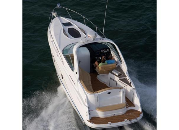 2013 Rinker boat for sale, model of the boat is 310 Express Cruiser & Image # 4 of 11