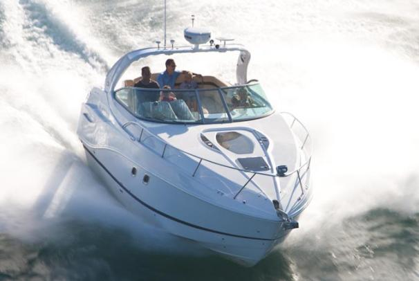 2013 Rinker boat for sale, model of the boat is 310 Express Cruiser & Image # 5 of 11