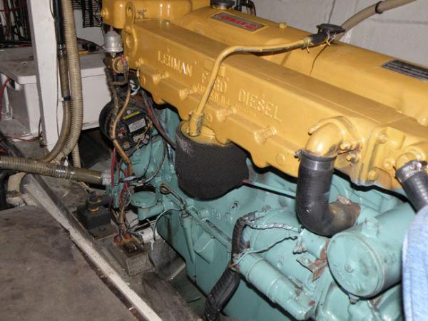 Starboard Engine 2