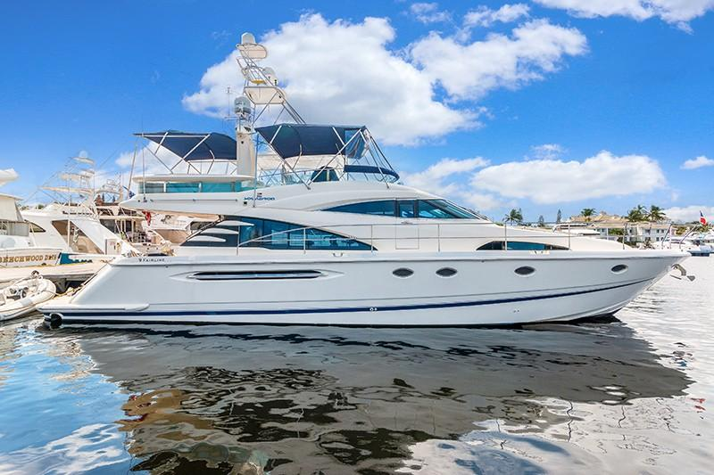 PERFECT 58' Fairline 2002