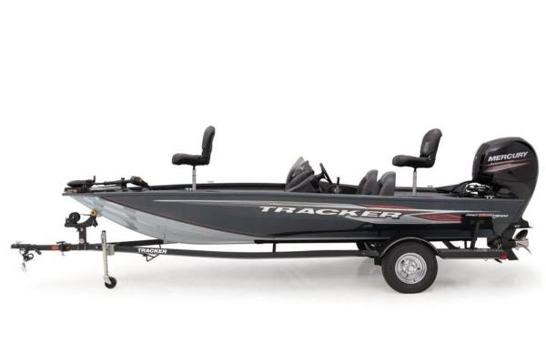 2020 Tracker Boats boat for sale, model of the boat is Pro Team™ 195 TXW & Image # 4 of 32