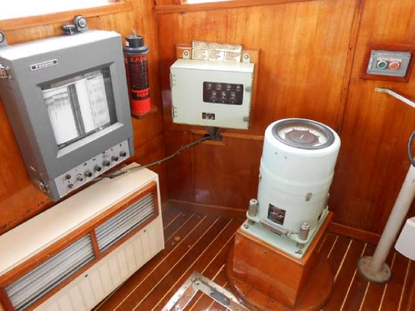 Pilothouse instruments
