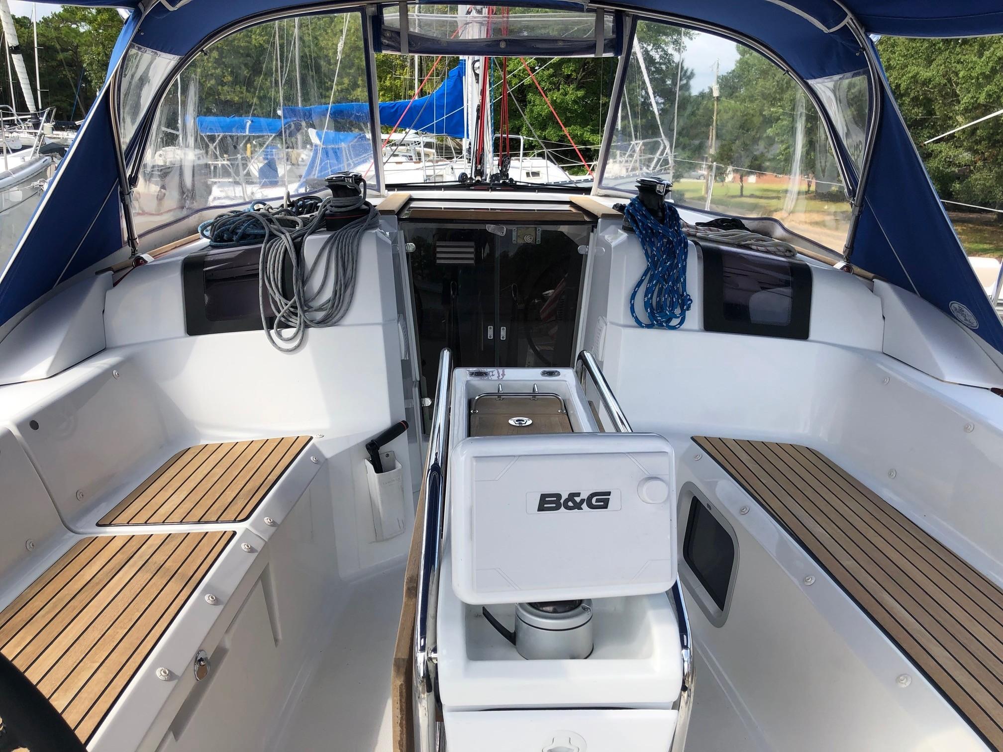 2016 Jeanneau Sun Odyssey 389 | Sailboats for Sale