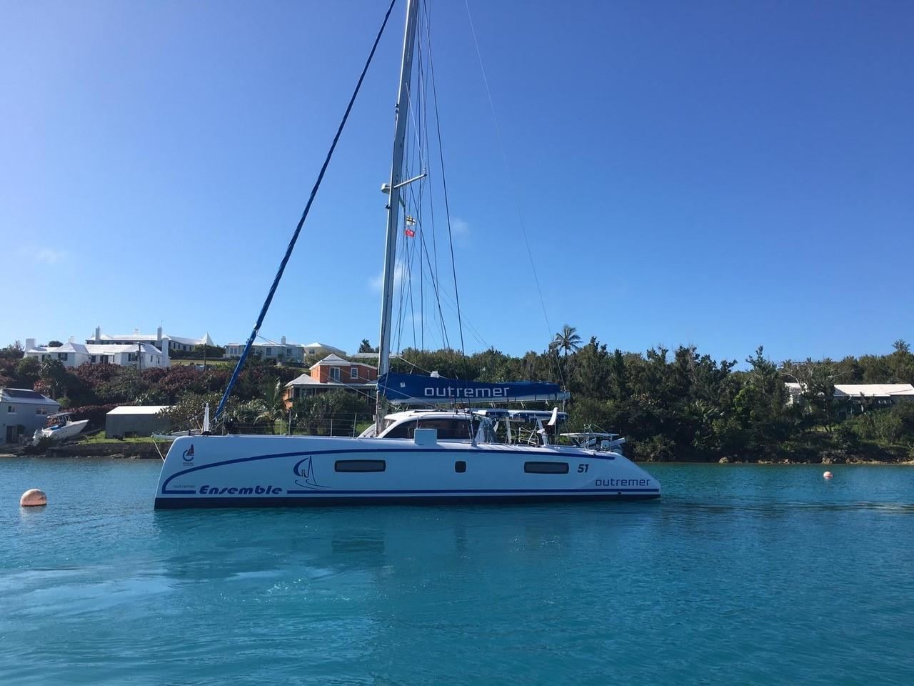Outremer 70