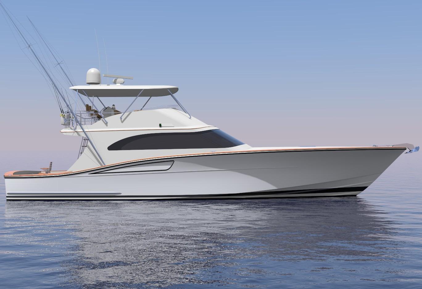 Brooklin Boat Yard 65 Profile