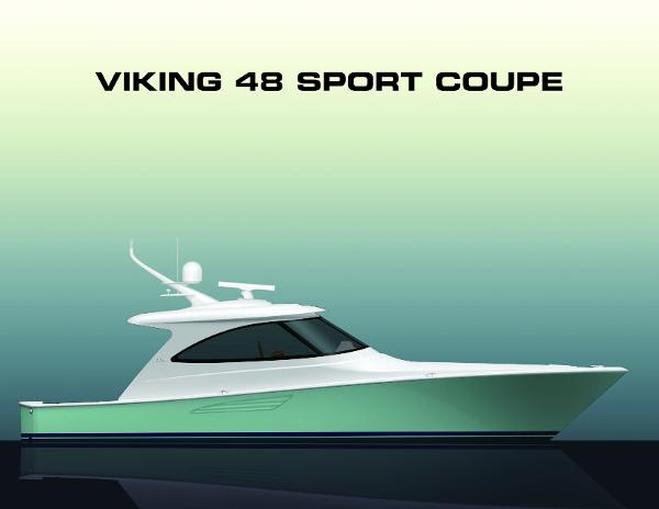 2020 48' Viking 48 Sport Coupe (TBD)