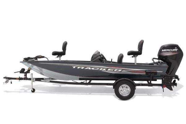 2020 Tracker Boats boat for sale, model of the boat is Pro Team 175 TF® & Image # 4 of 28