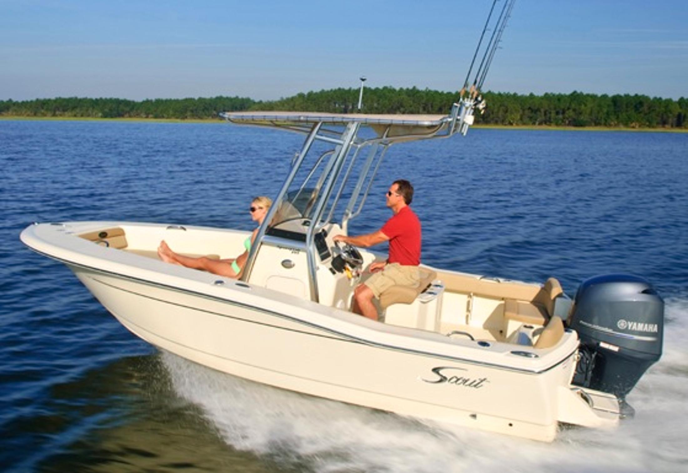 Scout195 Sportfish