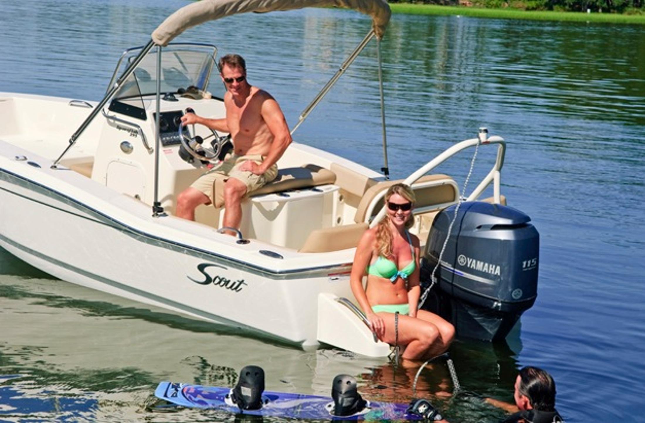 Scout Boats195 Sportfish