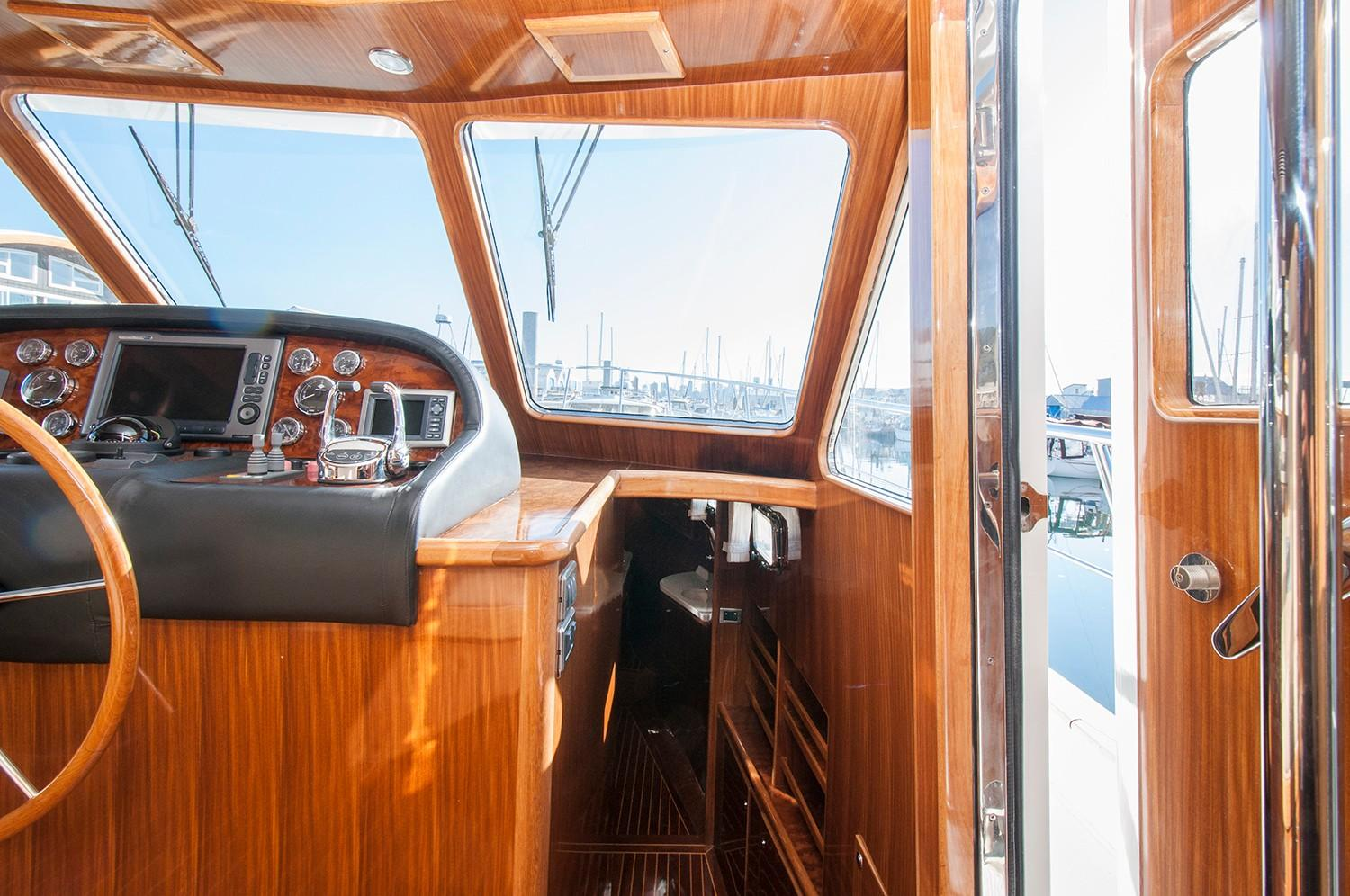 Forward to staterooms