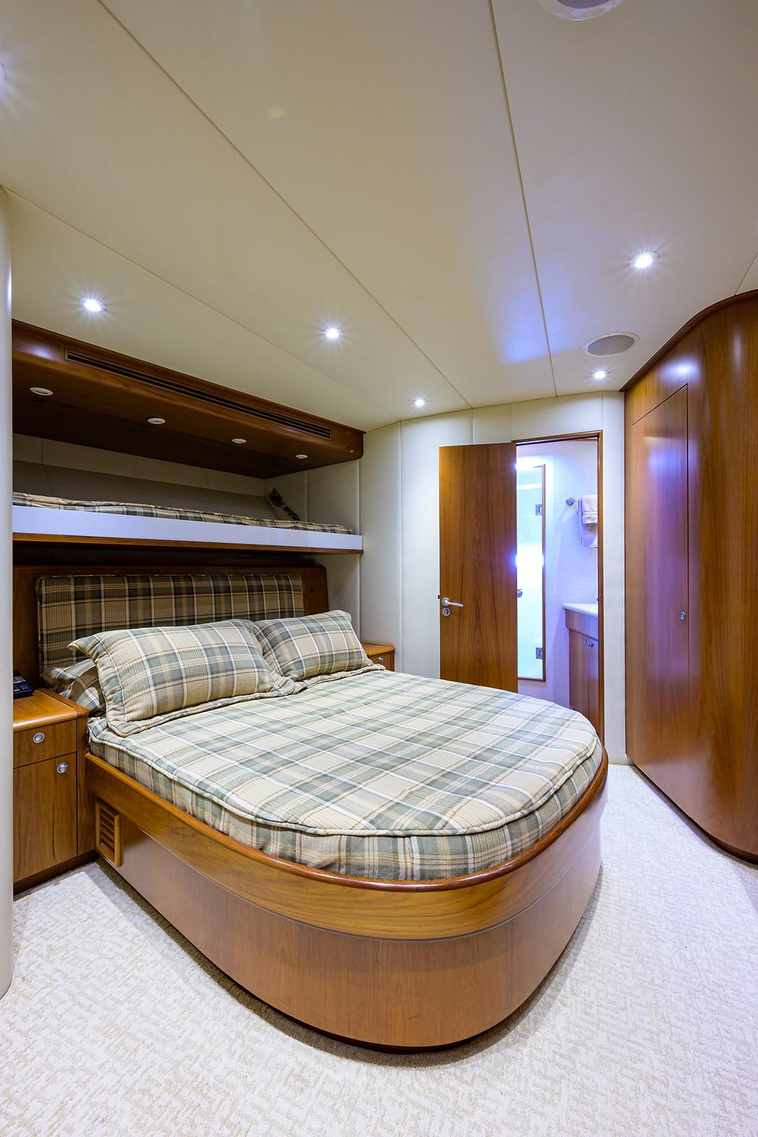 VIP Stateroom, Forward