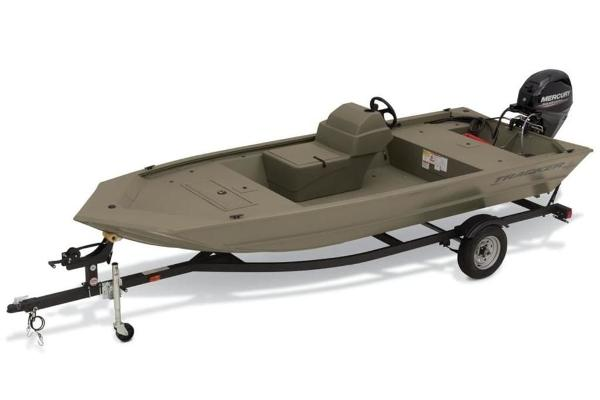 2020 Tracker Boats boat for sale, model of the boat is GRIZZLY® 1648 SC & Image # 1 of 15