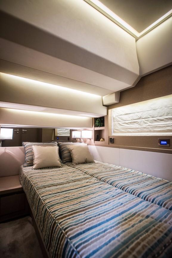 Guest Stateroom Full Berth Conversion