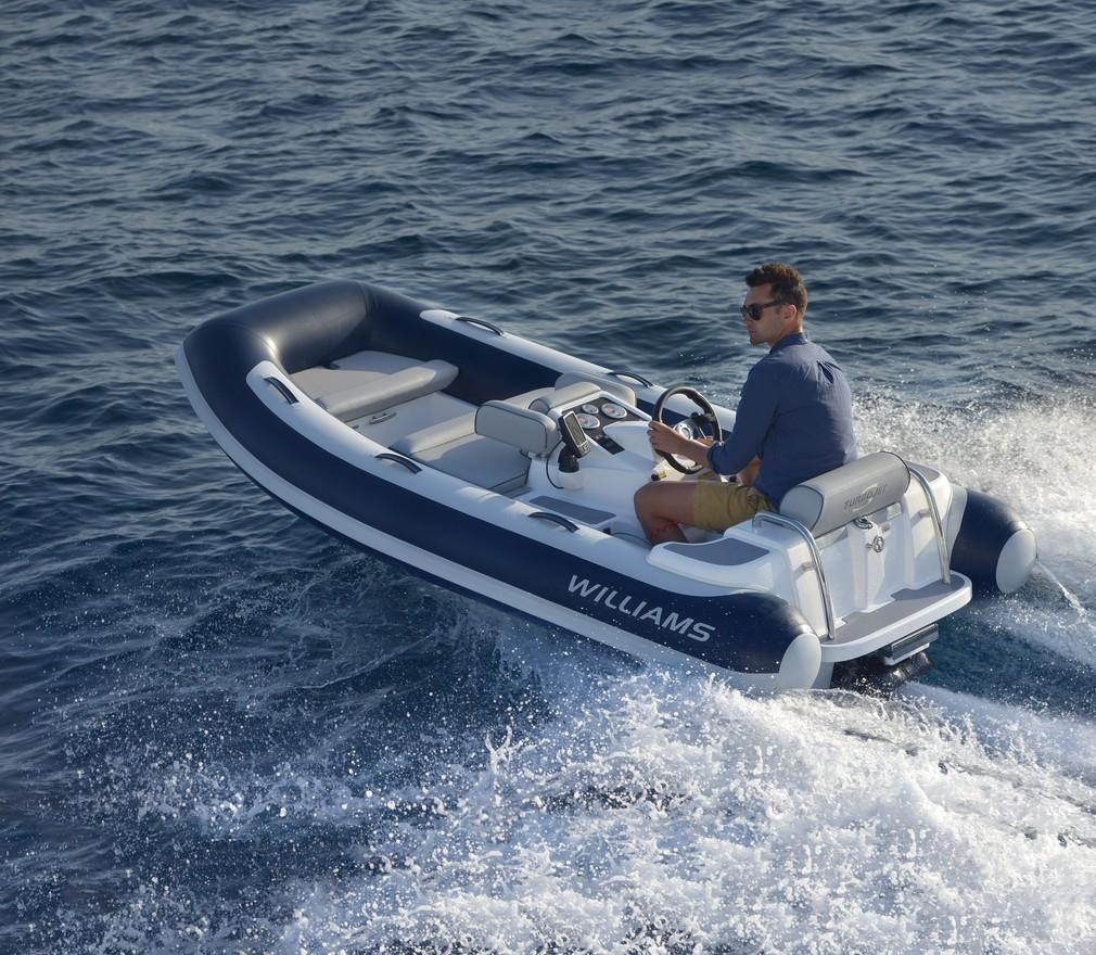 Williams Jet Tenders Turbojet 325S