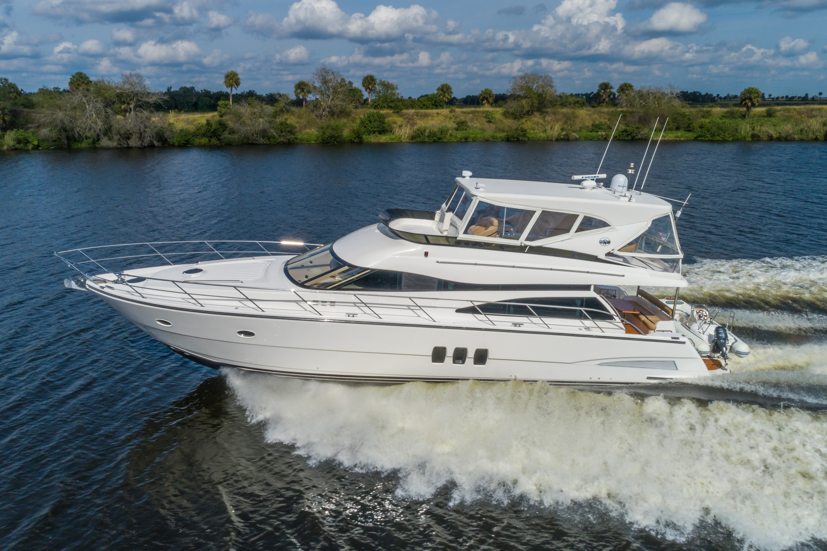 65 ft Neptunus 62 Motoryacht
