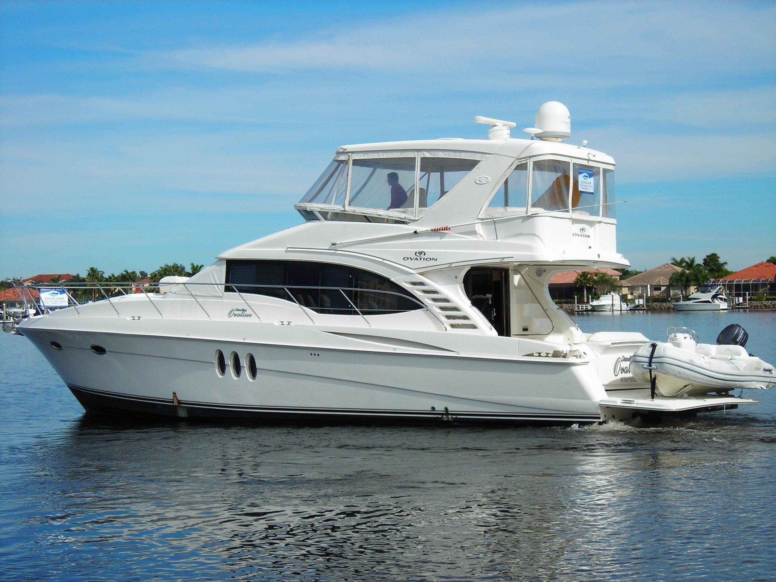 2009 Silverton Ovation 52 For Sale