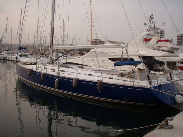 Puma Yachts Cubic 70