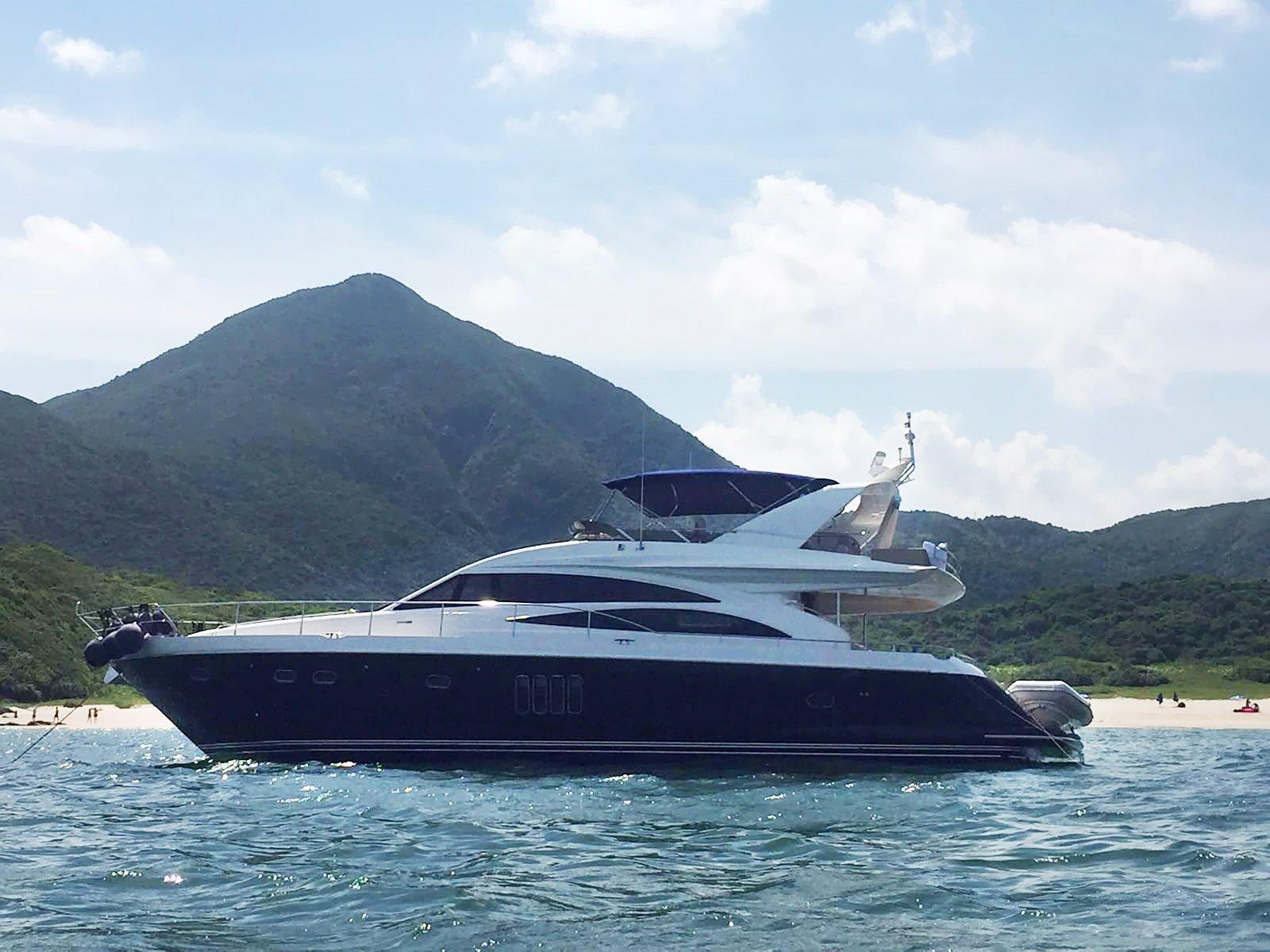 Princess 67 Motor Yacht