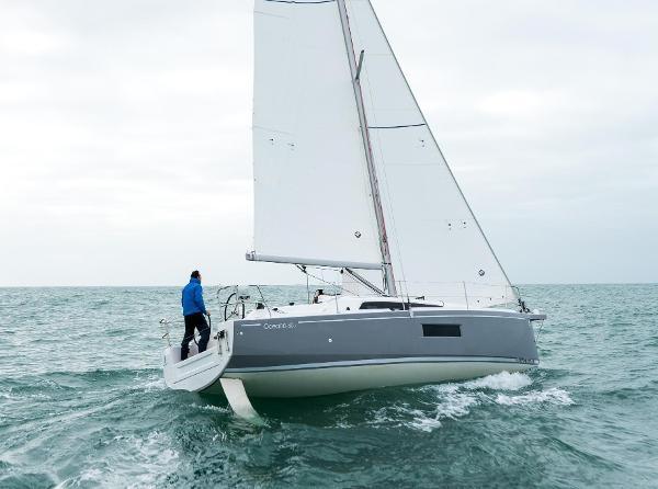 Oceanis 30.1 Profile
