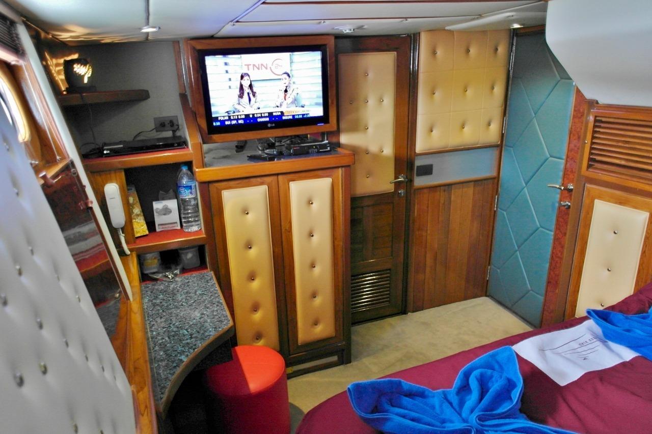 Second VIP cabin 2