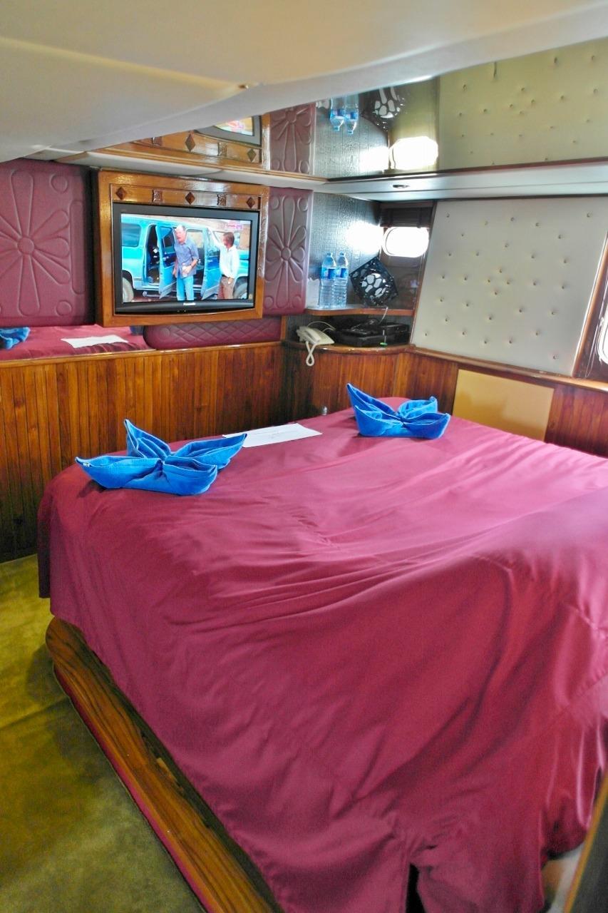 Full beam master cabin 3