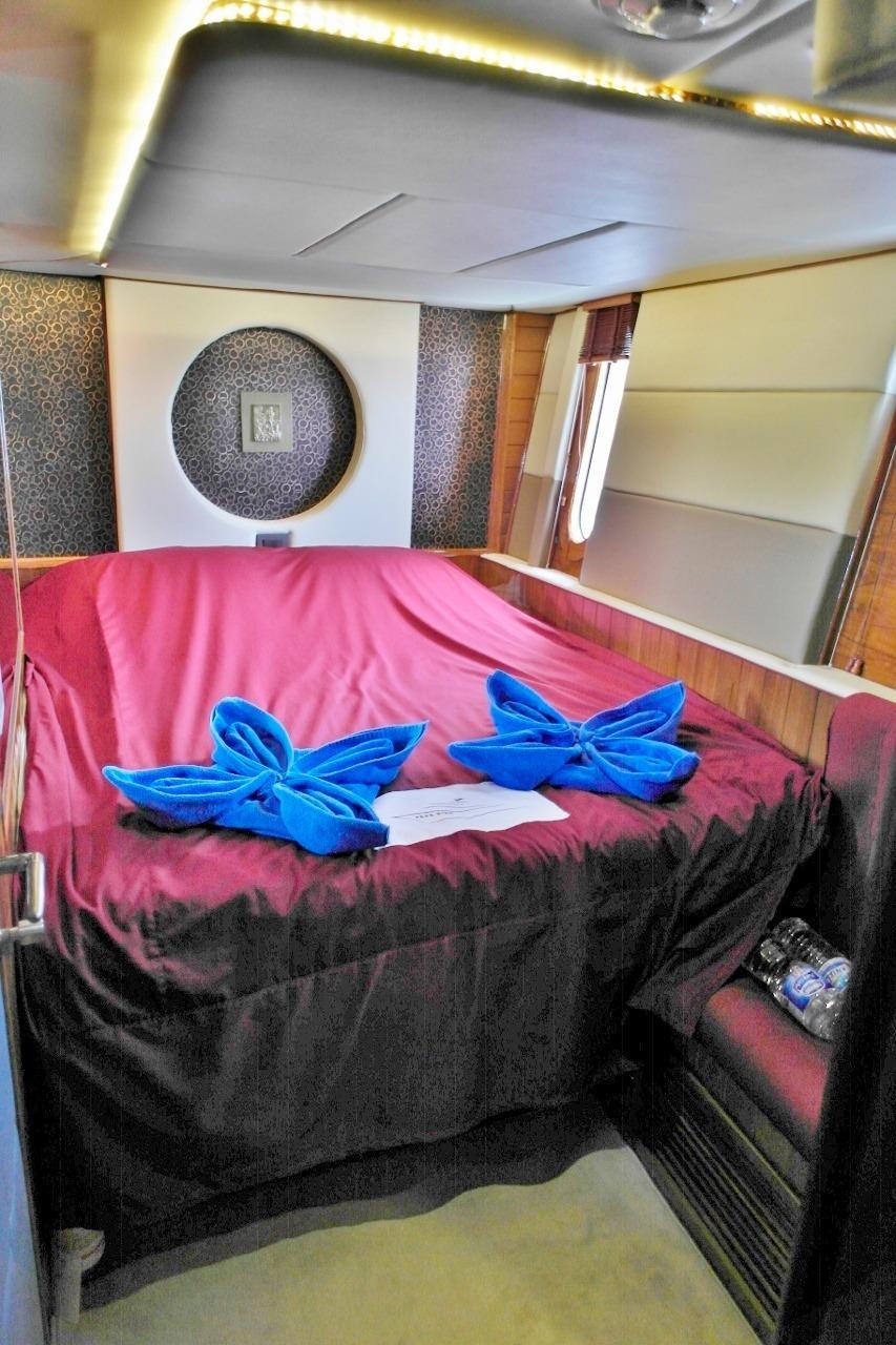 Third VIP cabin