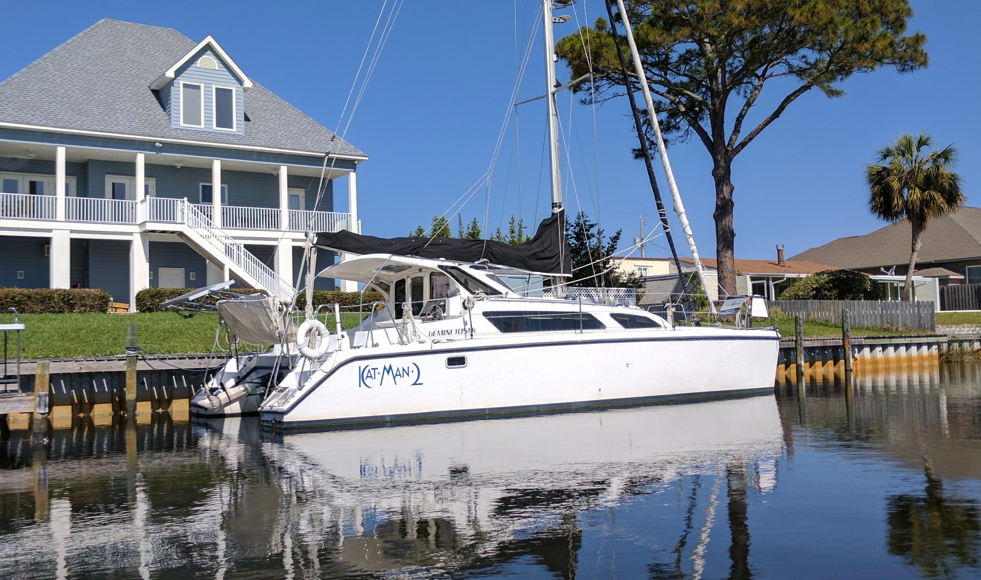 34' Performance Cruising 2007 Gemini 105Mc