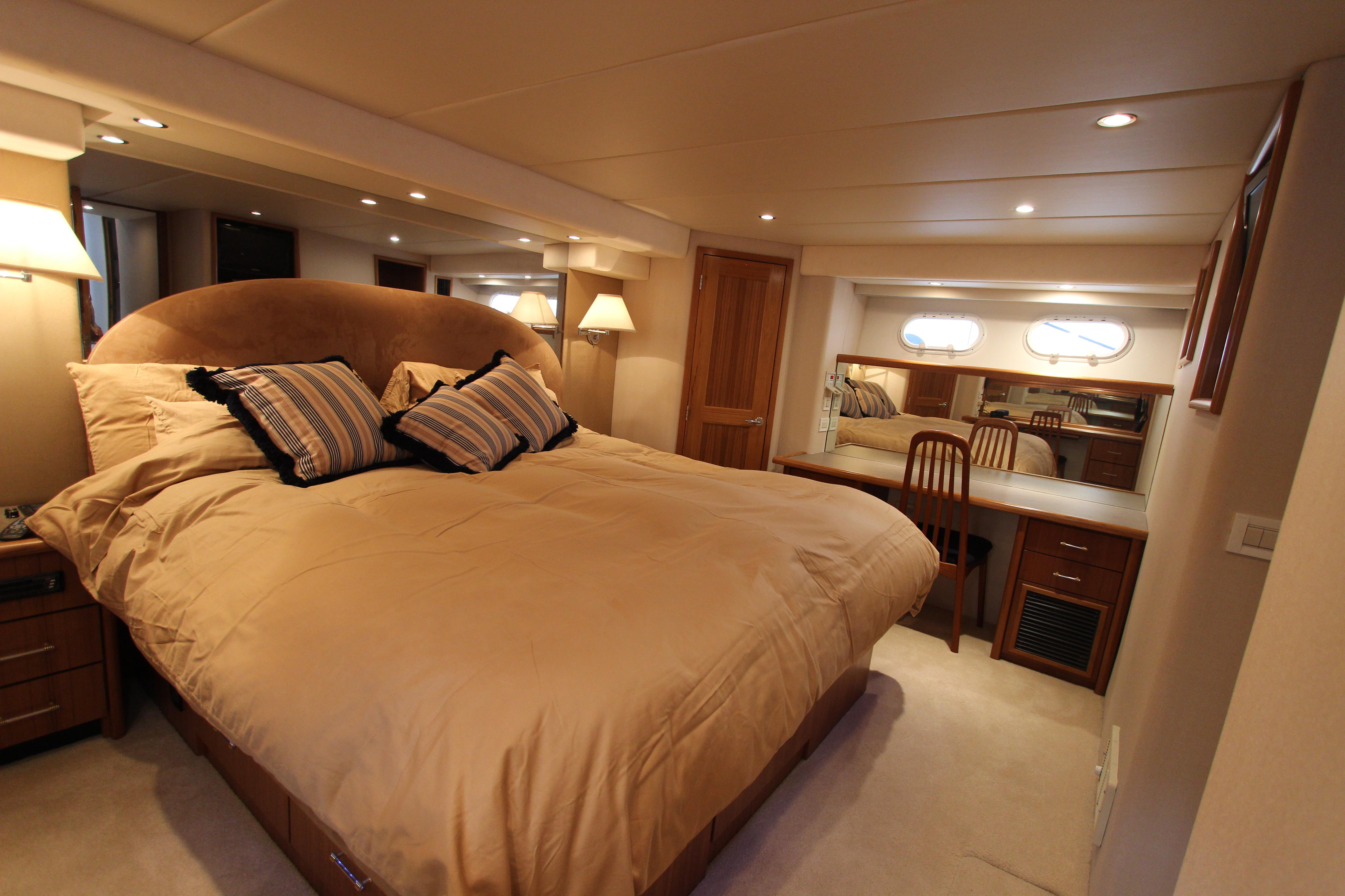 Master Stateroom To Port