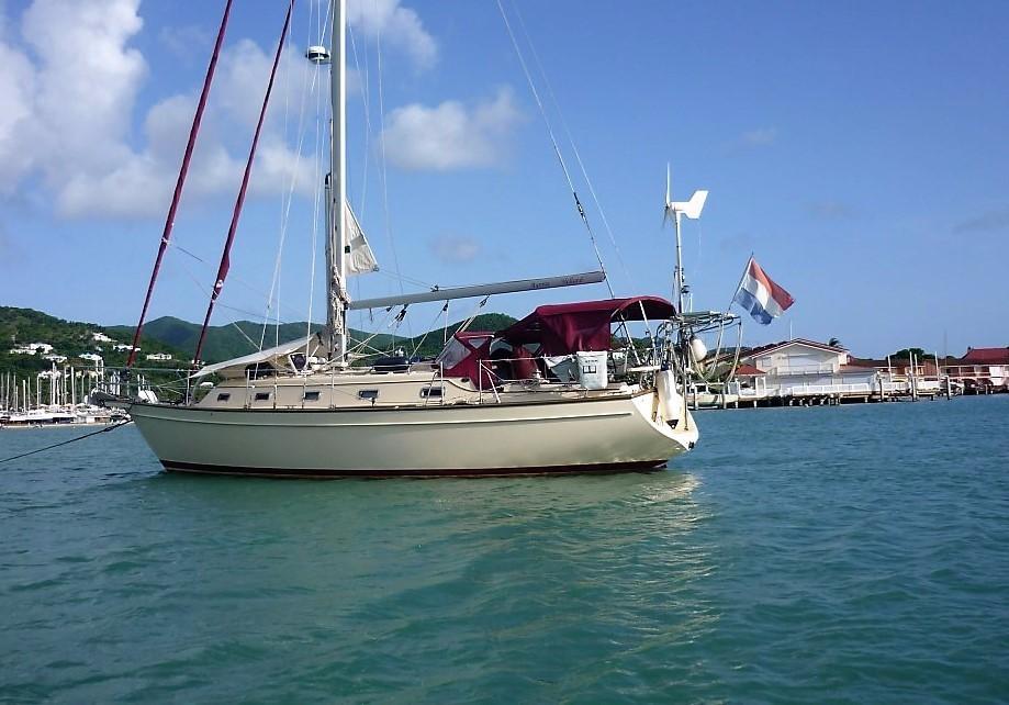 40 Island Packet 2001 Unknown   Denison Yacht Sales