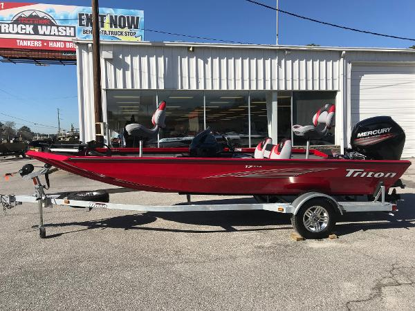 New Triton Multi Species Fish Boats For Sale - Page 1 of 2