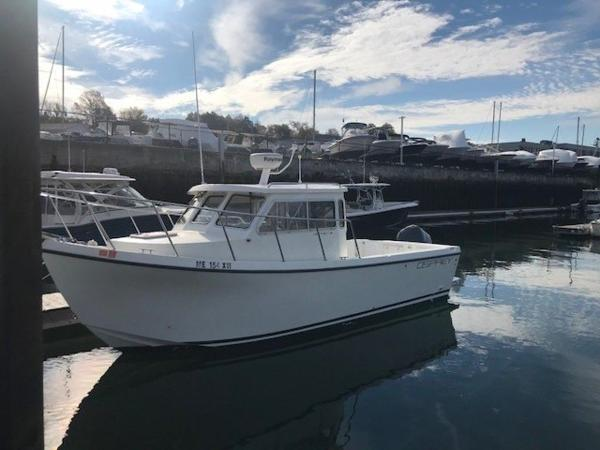 2008 OSPREY 24' PILOT for sale