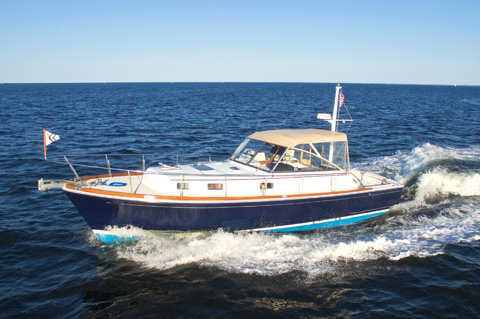 Banks For Sale >> 38 Grand Banks 1996 Norwalk Denison Yacht Sales