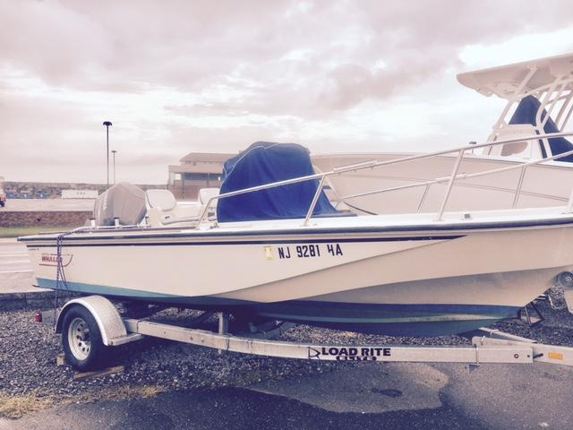 1988 Boston Whaler 18 Outrage Sandy Hook Yacht Sales