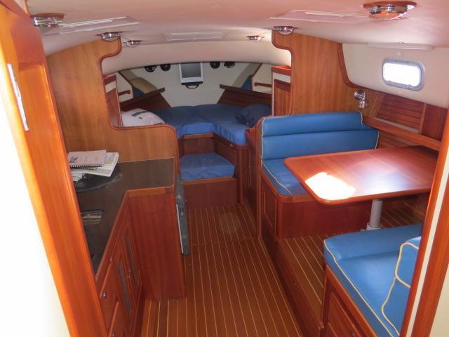 Overall interior