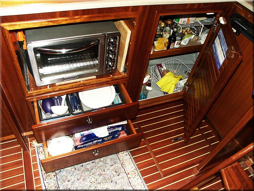 Galley Storage