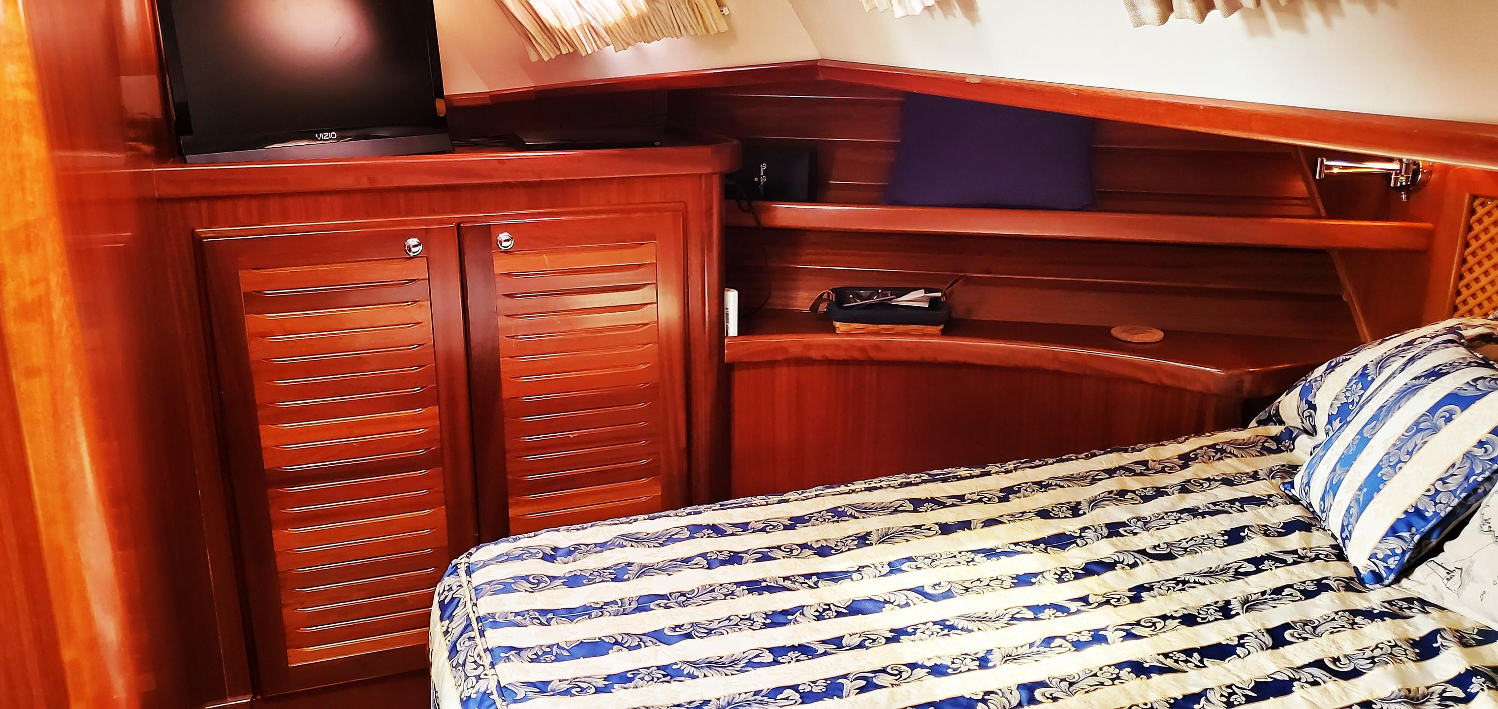 Owners Stateroom Port