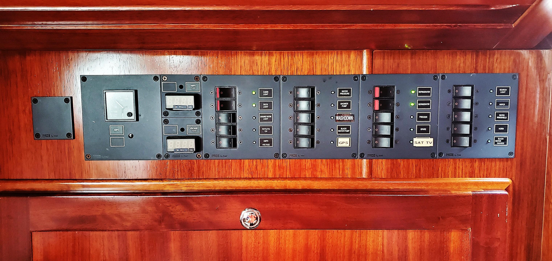 12v. Panel