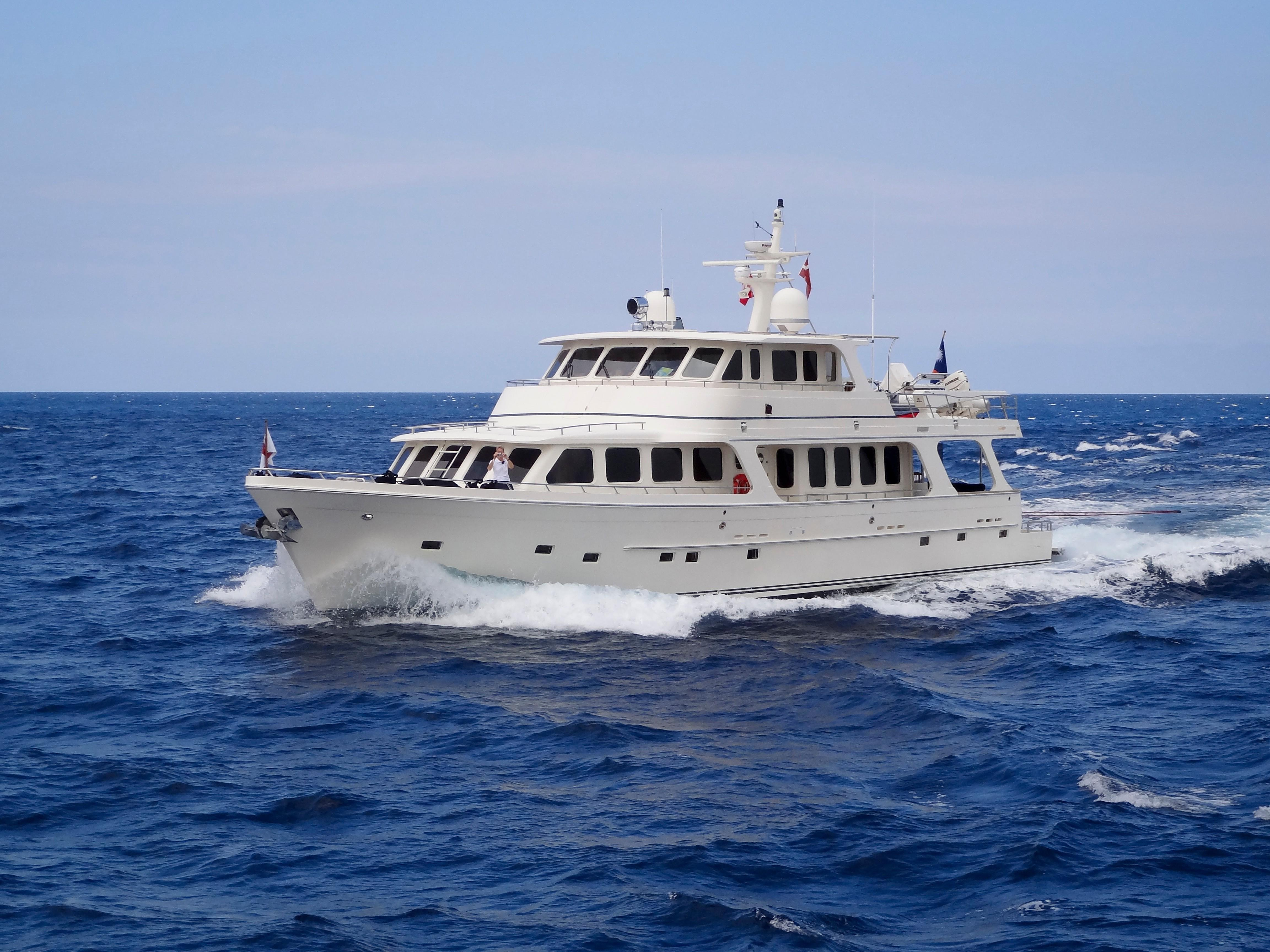 85' Offshore 2007