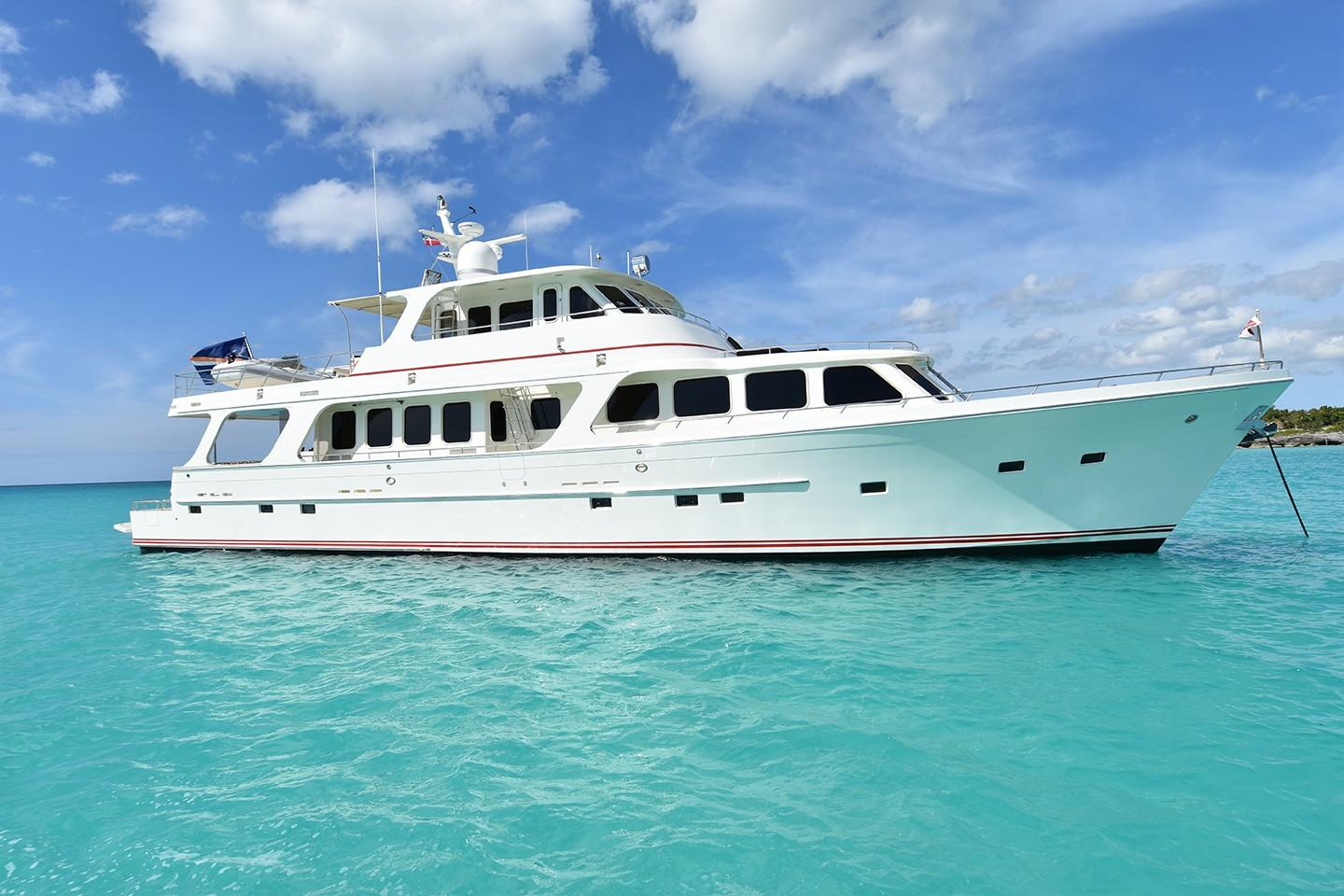 85 Offshore Yachts Miss Anna 2007 Ft  Lauderdale | Denison Yacht Sales