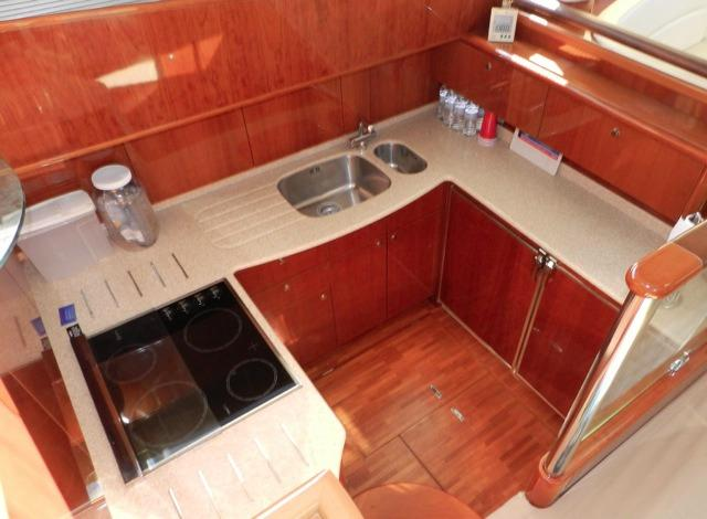 Viking Princess 61 Galley