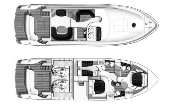 Viking Princess 61 Layout