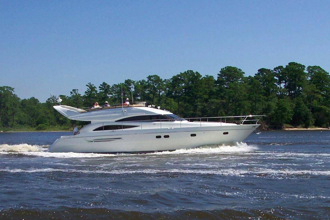 Viking Princess 61 Profile