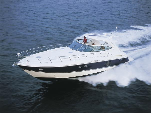 Cruisers Yachts 500 Express - Manufacturer Provided Image
