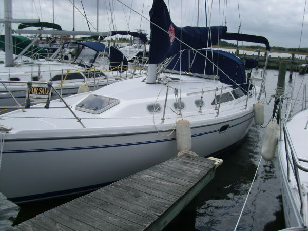 34' Catalina 34 MKII - NICEST!