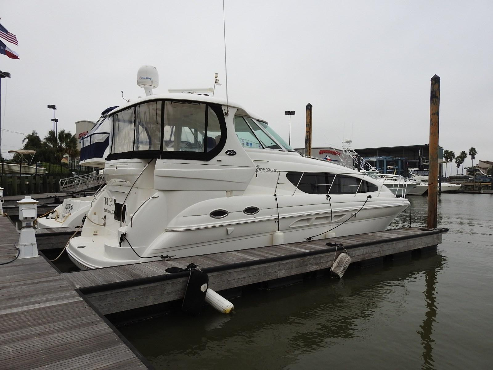 40 ft Sea Ray 40 Motor Yacht
