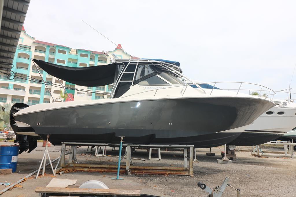 33 Sportfish Cruiser-33